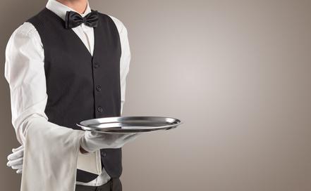 Bist Du Diener oder Dienstleister?